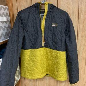 LLBean Katahdin Insulated Pullover
